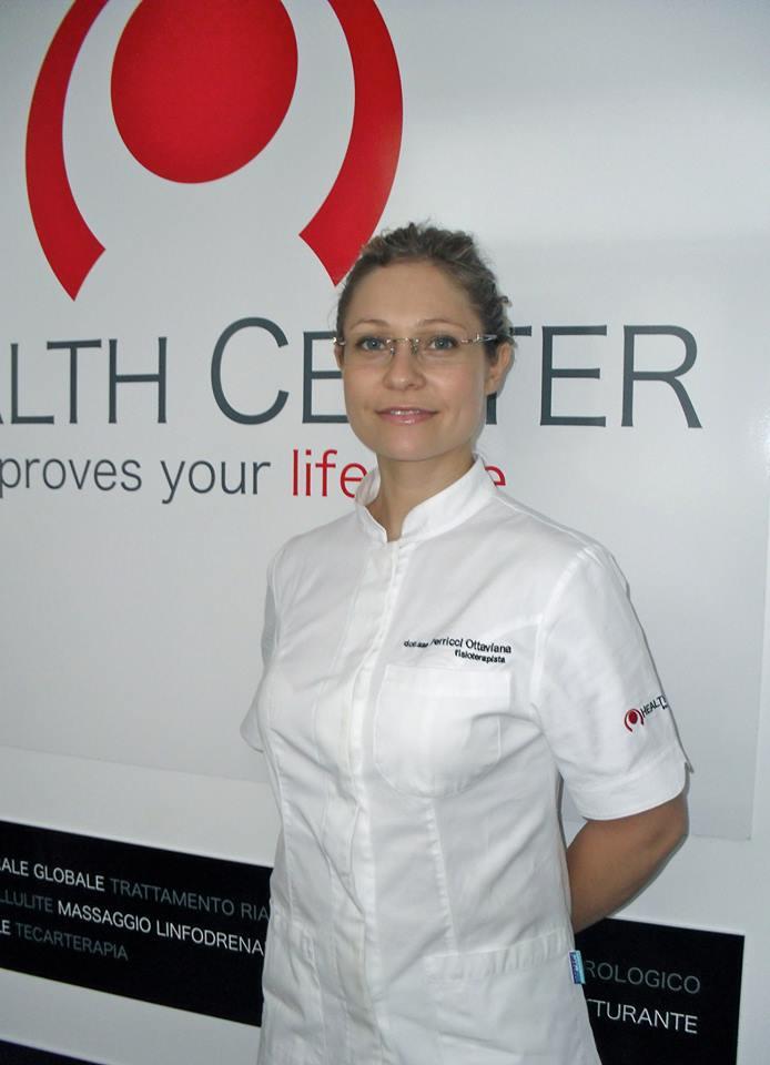 Ottaviana Perricci-Technical Director CrossFit HC