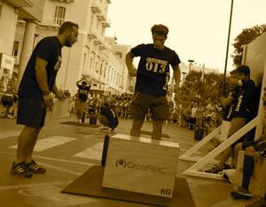 box jump stefano